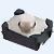Tact Switch NTC013 Taktschalter Kurzhubtaster