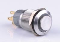 Metalldrucktaster mit LED