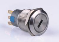 Schlüsselschalter aus Metall