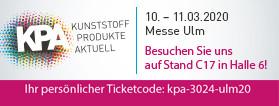 KPA 2020 Gutscheincode