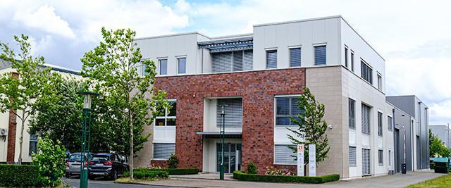 Firmengebäude N&H Technology GmbH in Willich