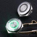 16mm flacher Edelstahl Drucktaster Drucktaster aus Edelstahl DIOH-GQ16SF-10WE-JS