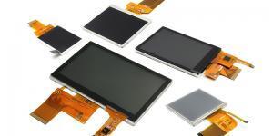 TFT Displays mit IPS Technologie