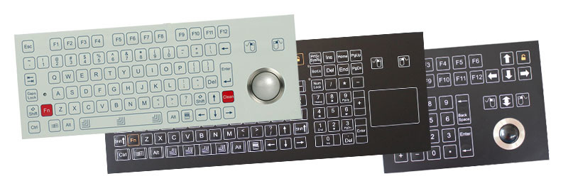 PC Folientastatur