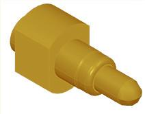 Right Angle Federkontakt Pogo Pin SVPC-R-H012M7