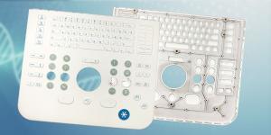 Silikontastatur-als-Frontpanel-Medizintechnik