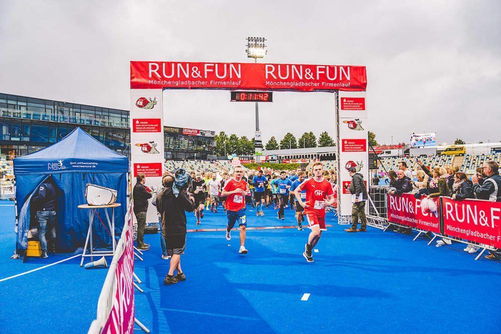 Run & Fun Firmenlauf 2019
