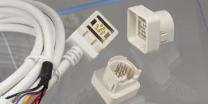 Magnetischer Stecker mit Kabelkonfektion