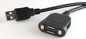 USB Kabel mit magnetischen Stecker