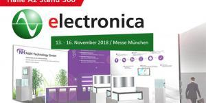 electronica Messe 2018
